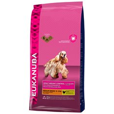 Eukanuba Weight Control Medium