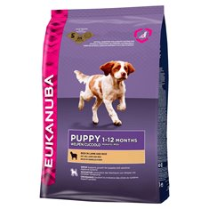 Eukanuba Puppy Lamb & Rice