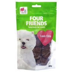 FourFriends Dog Lamb Chip