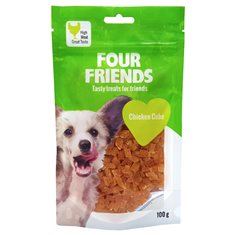 FourFriends Dog Chicken Cube