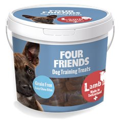 FourFriends Training Treats Lamb