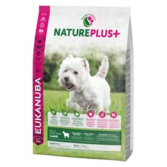 Eukanuba Nature + Adult Small Lamb
