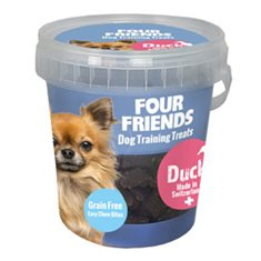 FourFriends Training Treats Duck