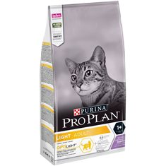 Purina Pro Plan Cat Adult Light Turkey Optilight
