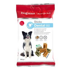 Dogman Dental Sticks Mini Mix