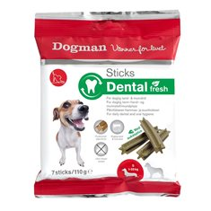 Dogman Dental Stick Fresh S