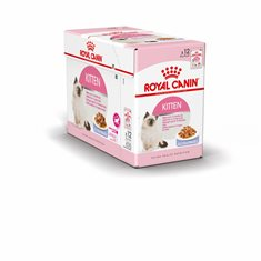 Royal Canin Kitten Wet Jelly