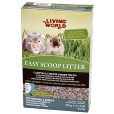 Living World Strö Till Hamstertoalett
