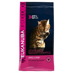 Eukanuba Cat Overweight/Sterilised