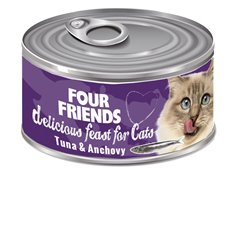 FourFriends Tuna & Anchovy
