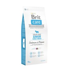 Brit Care Grain-free Junior Large Salmon & Potato