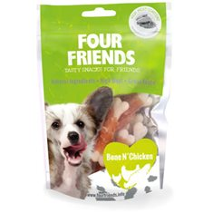 FourFriends Dog Bone N' Chicken