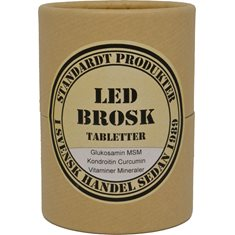 Standardt Led & Brosk Tabletter