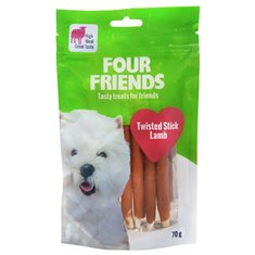 FourFriends Twisted Stick Lamb 12,5 cm