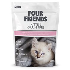FourFriends Cat Kitten Grain Free