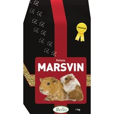 Bello Marsvinspellets Premium