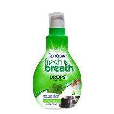 Tropiclean Fresh Breath Drops 65 ml