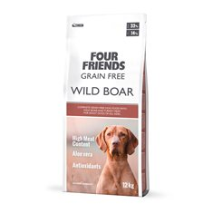 FourFriends Dog Grain Free Wild Boar