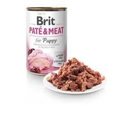 Brit Paté & Meat Chicken & Turkey for Puppy