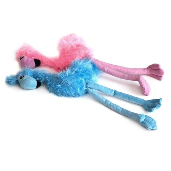 Party Pets Flamingo 52 cm Mix färg
