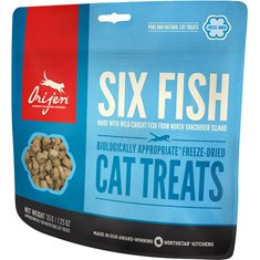Orijen Cat Treats 6 Fish