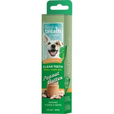 Tropiclean Oral Care Gel Peanut 59 ml
