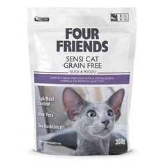 FourFriends Sensi Cat Grain Free
