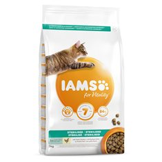 Iams Cat Adult Sterilised / Light