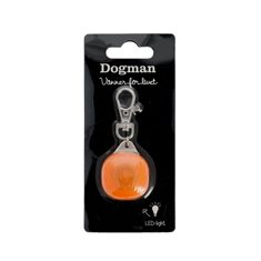 Dogman Lampa Burger blinker Orange