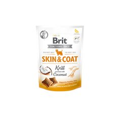 Brit Functional Snack Skin & Coat Krill