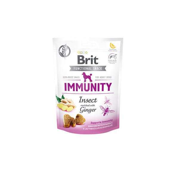 Brit Functional Snack Immunity Insect