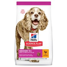 Hill's Sience Plan Canine Senior Small & Mini