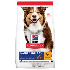 Hill's Sience Plan Canine Mature Medium