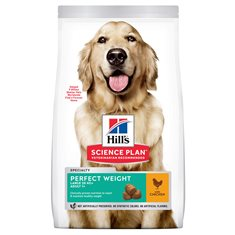 Hill's Sience Plan Canine Adult Perfect Weight Large Breed