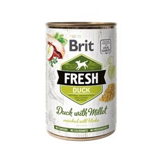 Brit Fresh Cans Duck with Millet