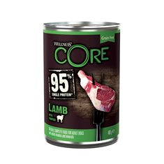 Core Dog 95 Lamb & Pumpkin Burk