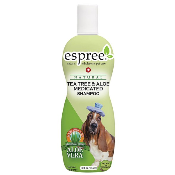Espree Tea Tree & Aloe Schampo