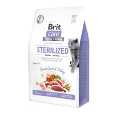 Brit Care Cat Sterilized & Weight Control