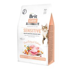 Brit Care Cat Sensitive Healthy Digestion & Delicate Taste